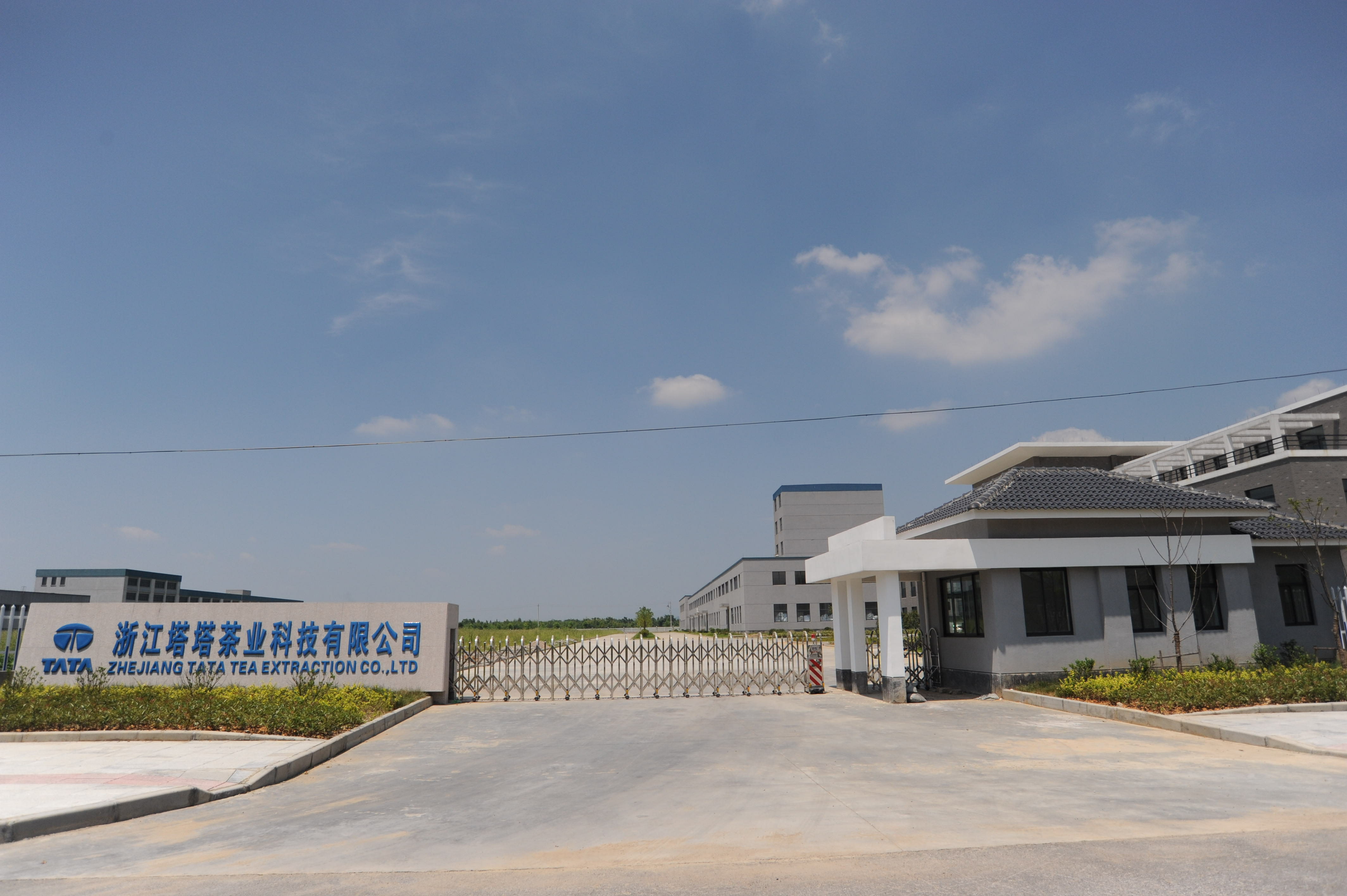 Firsd Tea Facilities in China Allow Us to Produce a Variety of Tea Extracts and Ingredients