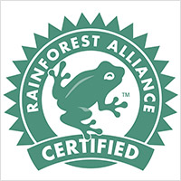 Rain Forest Alliance Certified, Firsd Tea Social Responsibility
