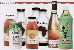 RTD Tea, Firsd Tea Private Label