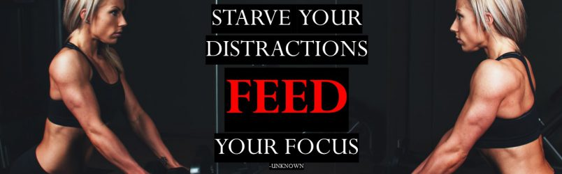 Starve Your Distractions, Feed Your Focus with Matcha!